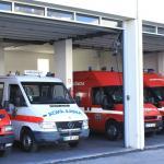 Parque Ambulancias