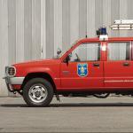 Veiculo Ligeiro de Combate a Incendios - VLCI01
